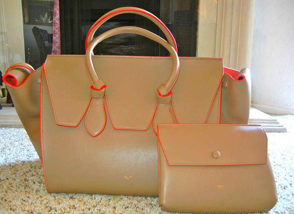 Celine Knot Bag