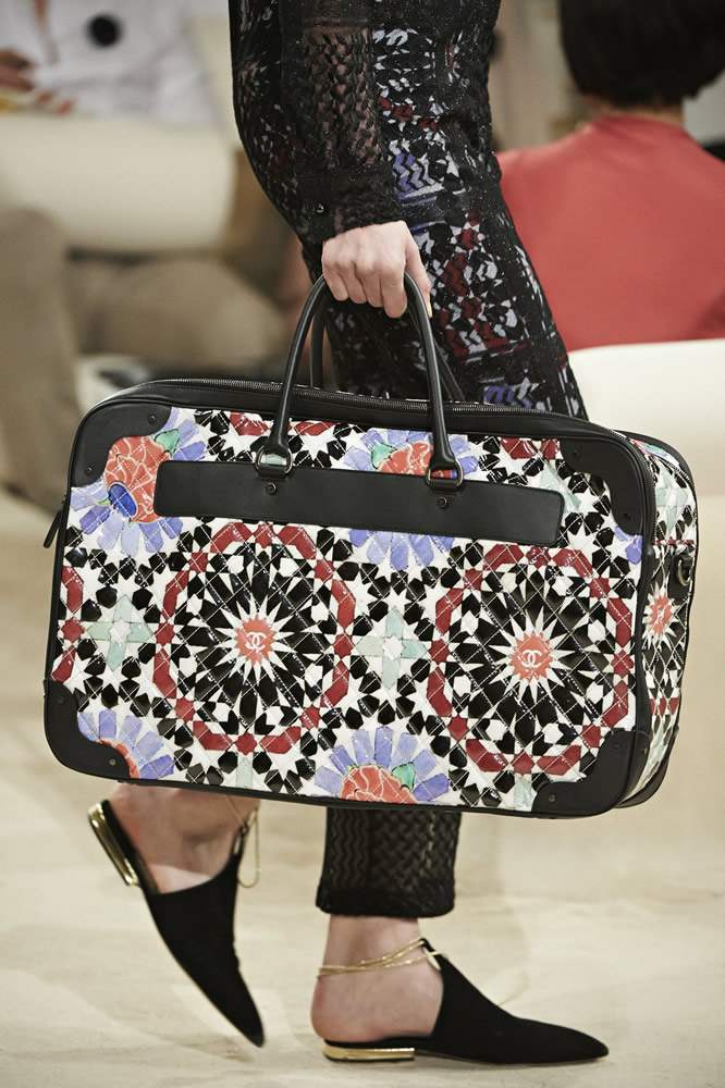 Chanel Cruise Dubai Bags 3
