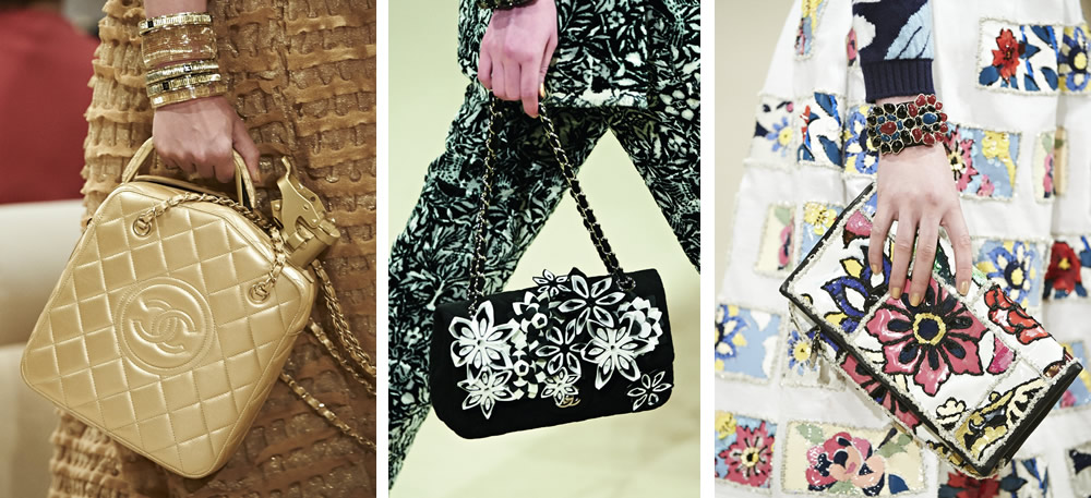 Chanel Cruise Dubai Bags