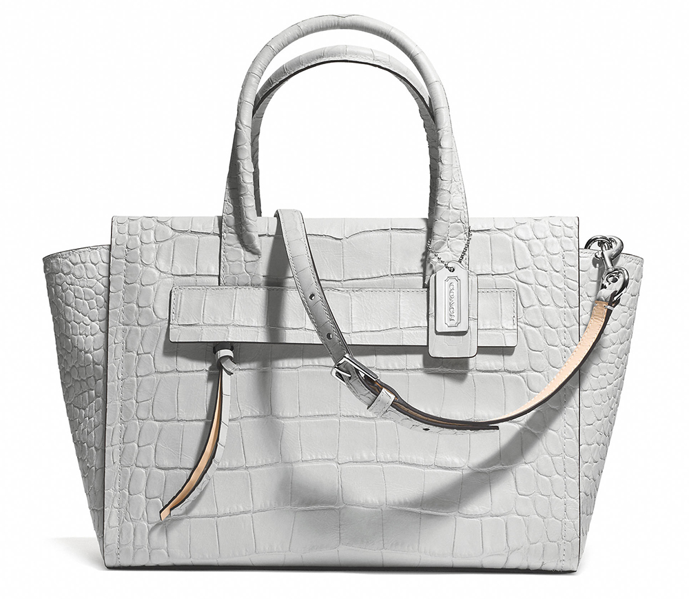 Coach Bleecker Pinnacle Riley Carryall