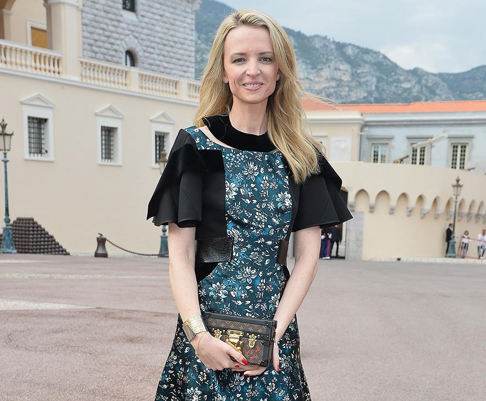Delphine Arnault Louis Vuitton Petite-Malle Bag