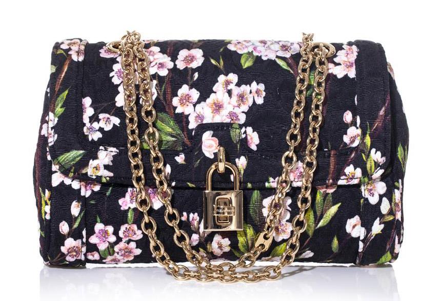 Dolce & Gabbana Miss Dolce Floral Bag