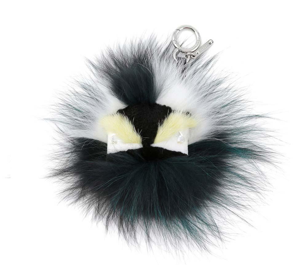 Fendi Bag Bug Black