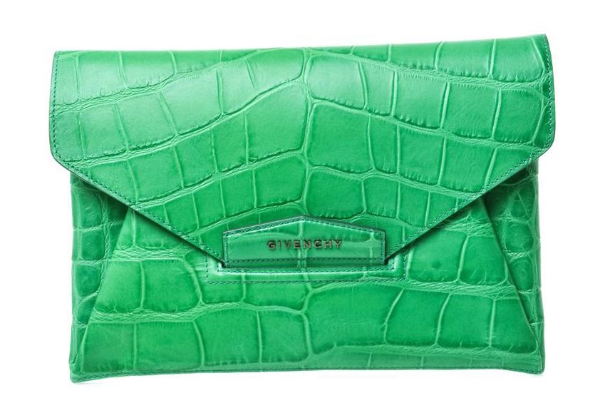 Givenchy Antigona Envelope Clutch, $1,083 via MATCHESFASHION.COM