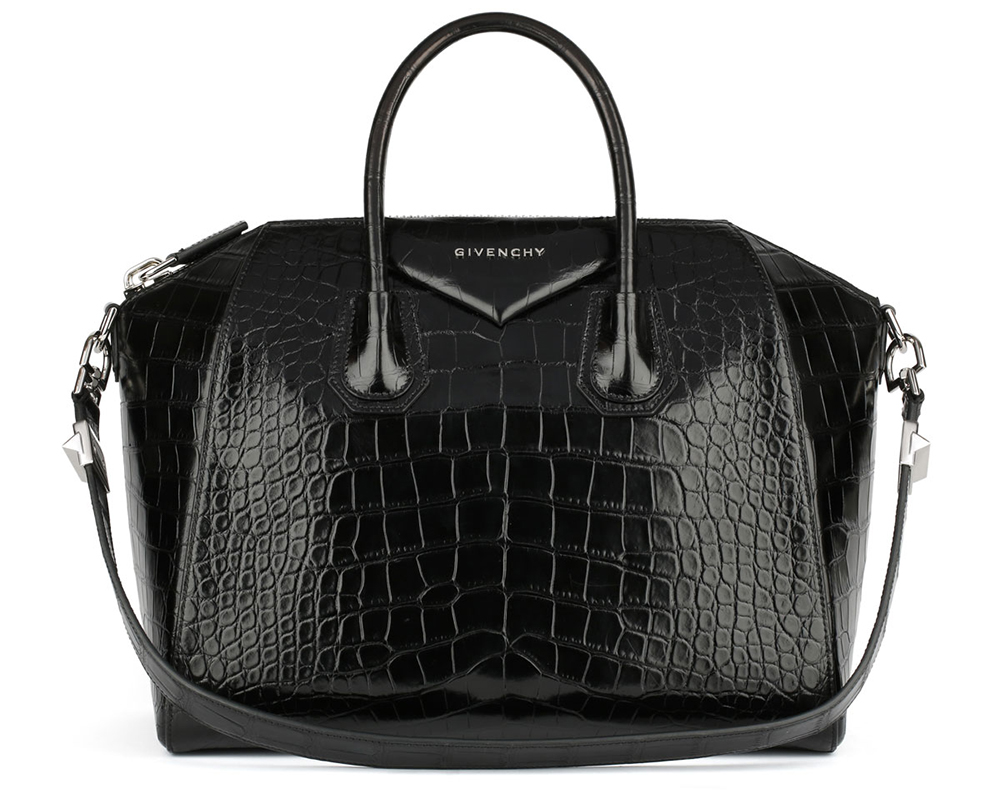 cf33d26af5 You Can Now Buy a Crocodile Givenchy Antigona for $36,000 - PurseBlog