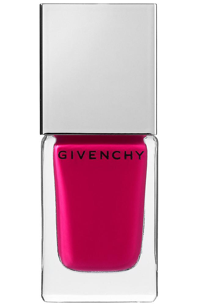 Givenchy Fuchsia Irresistible Nail Polish