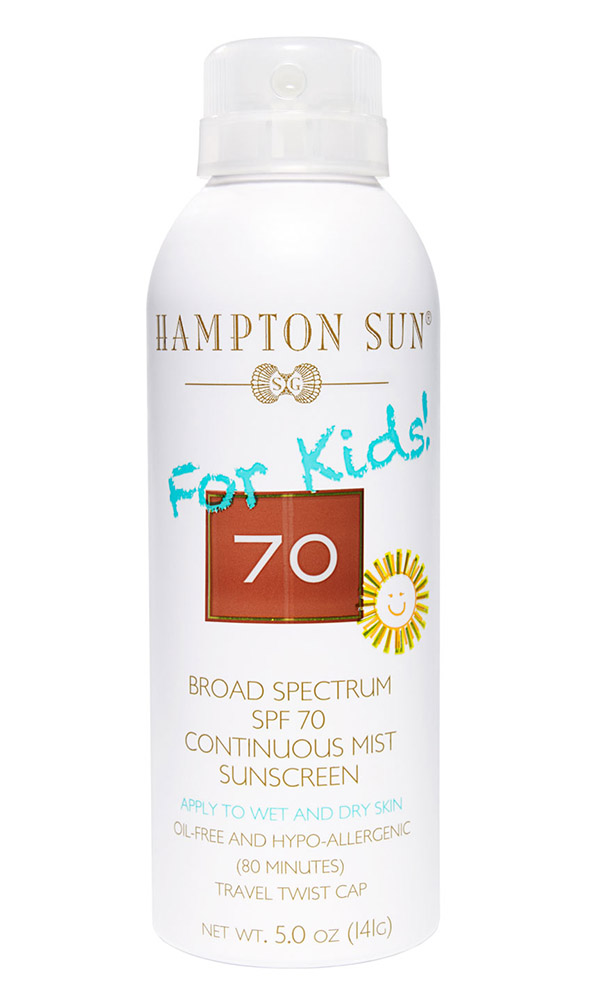 Hampton Sun Continuous Mist Sunscreen SPF 70