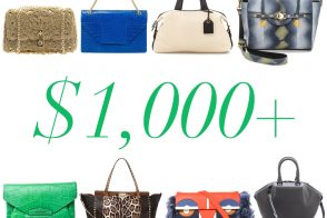 8 Reasons Spending $1,000 or More on a Bag is Totally Worth It