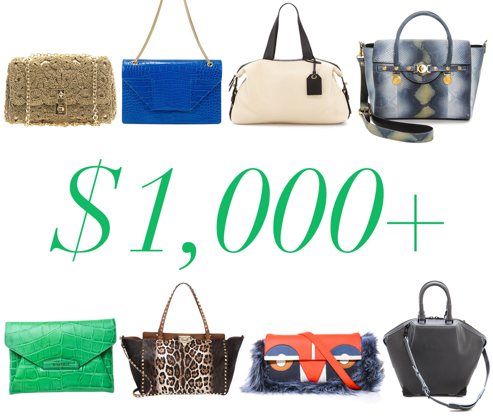 8 Reasons Spending $1,000 or More on a Bag is Totally Worth It ...
