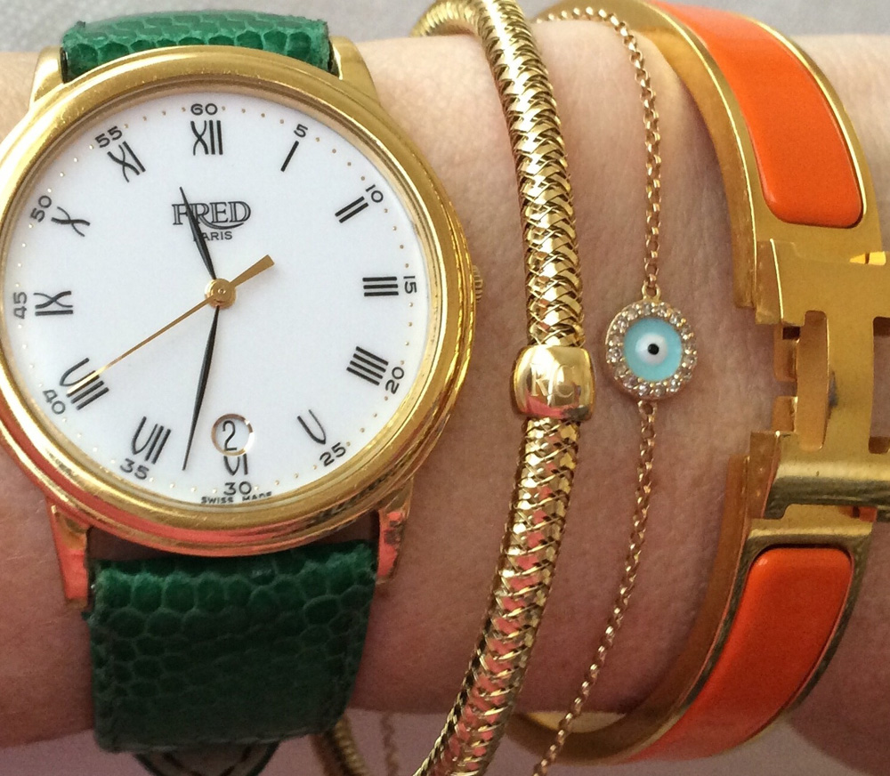 Hermes Arm Party