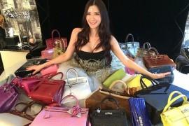 Instagram's Handbag Celebrities: @ec24m