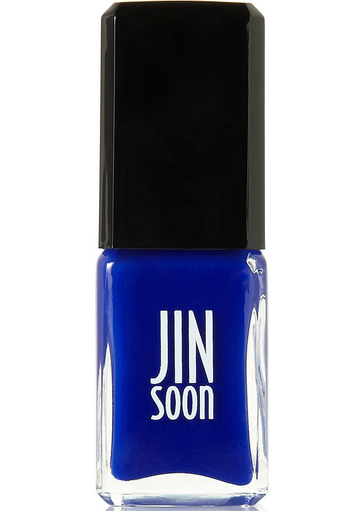 Jin Soon Blue Iris Nail Polish