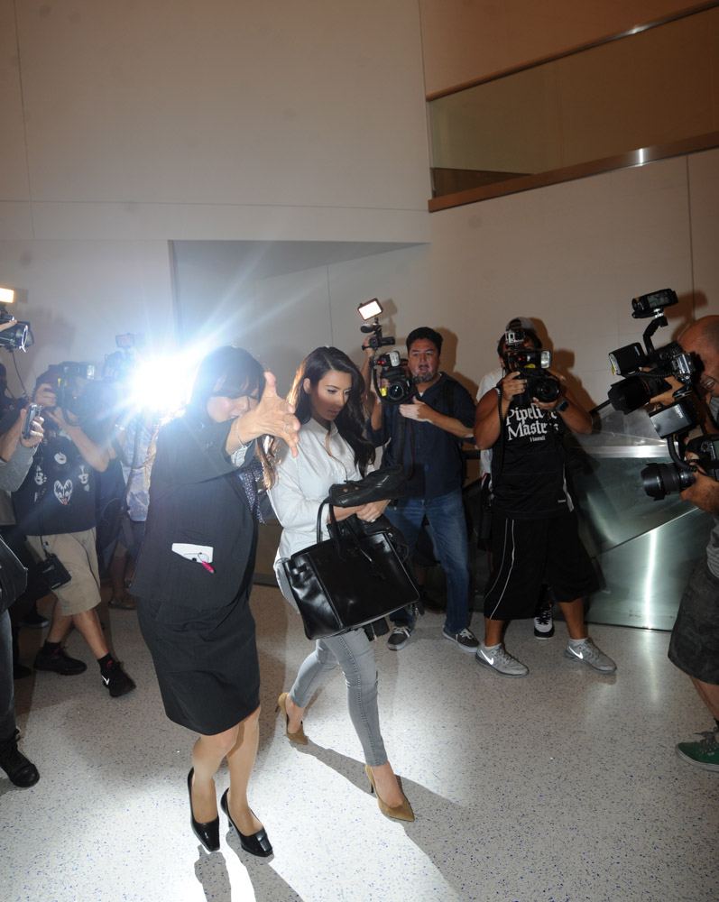 Kim Kardashian Hermes So Black Birkin-2