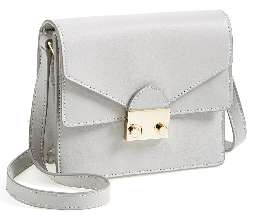 Loeffler Randall Mini Agenda Crossbody Bag