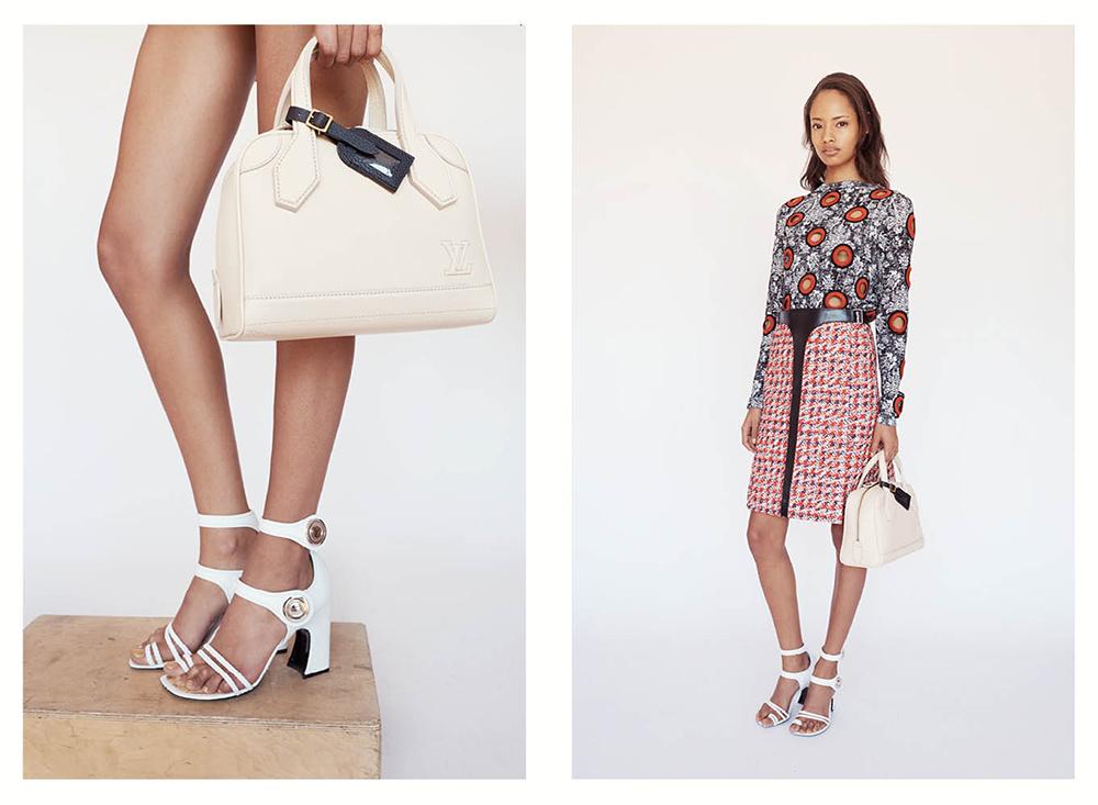 Louis Vuitton Calf Leather Bag