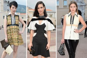 Check Out Which Bags Louis Vuitton's Cruise 2014 Show Attendees Carried