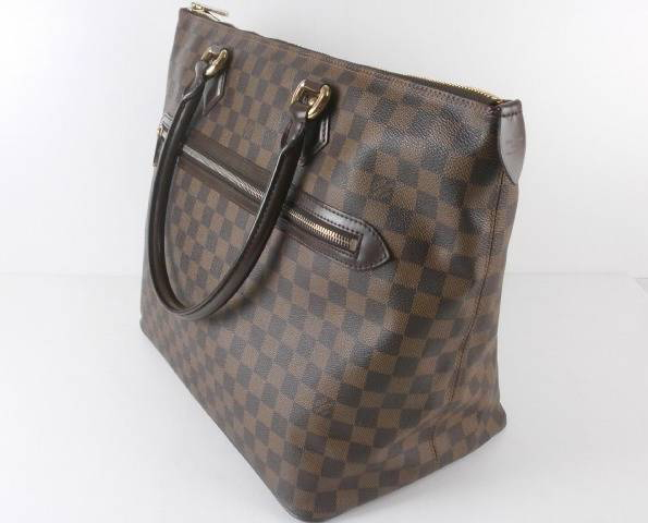 Louis Vuitton Damier Saleya Tote Bag
