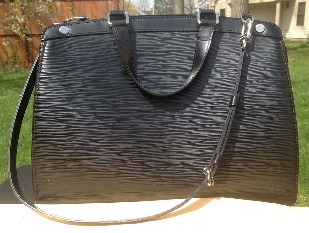 Louis Vuitton Epi Brea Bag