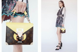Louis Vuitton Unveils New Bags at Cruise 2014 Show