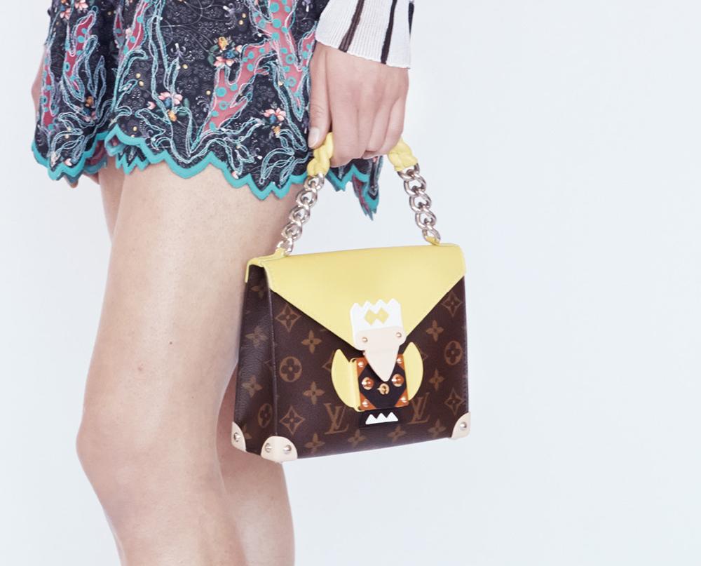 Louis Vuitton Mask Bag copy