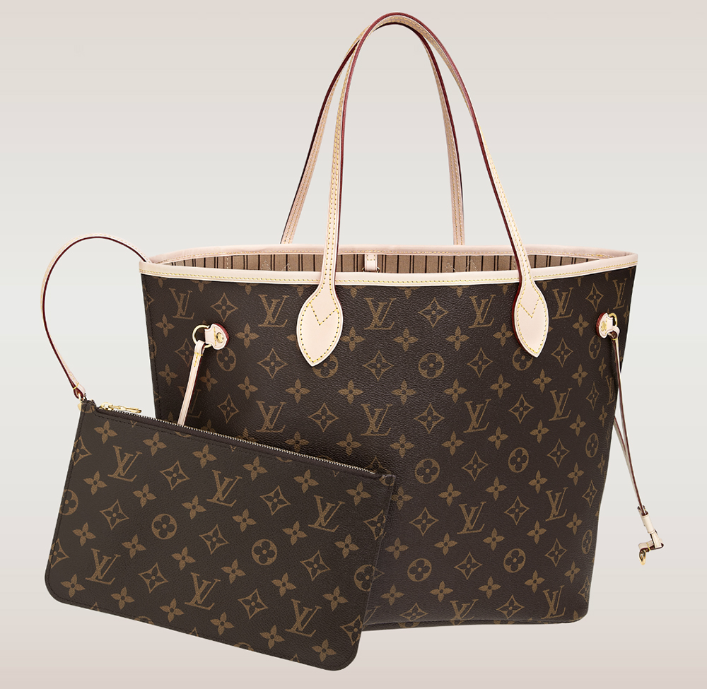 The Ultimate Bag Guide The Louis Vuitton Neverfull Tote Purseblog