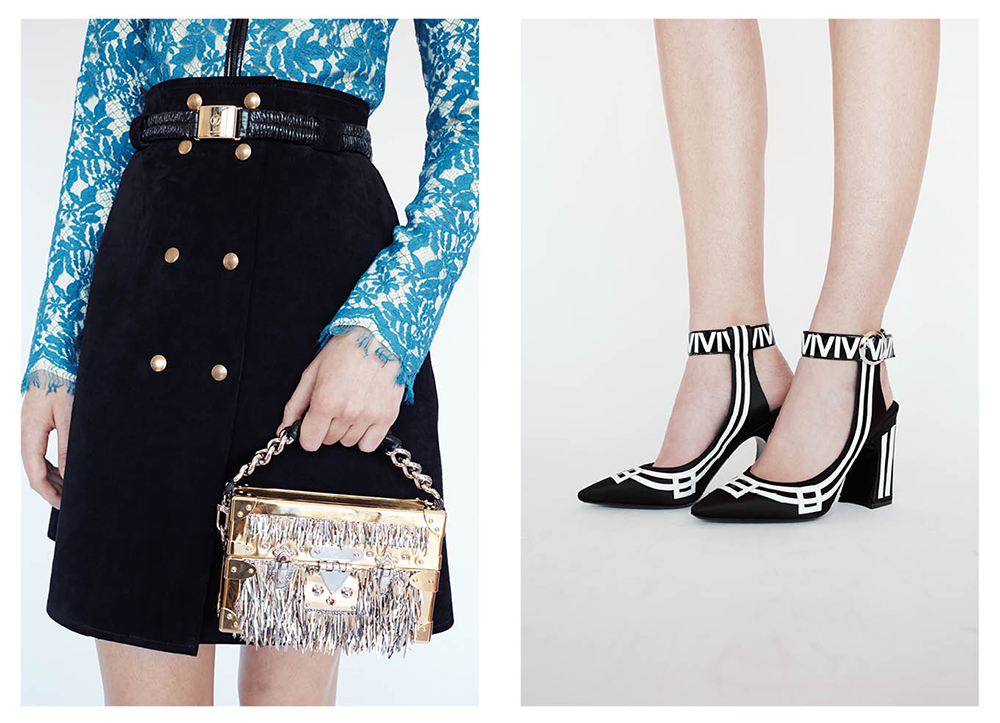 Louis Vuitton Petite-Malle Bag