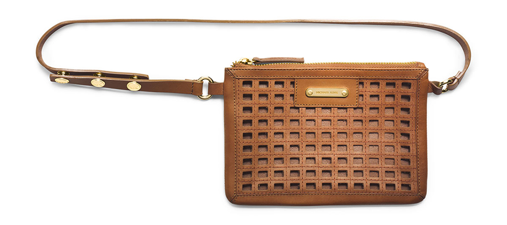 MICHAEL Michael Kors Perforated Belt Bag