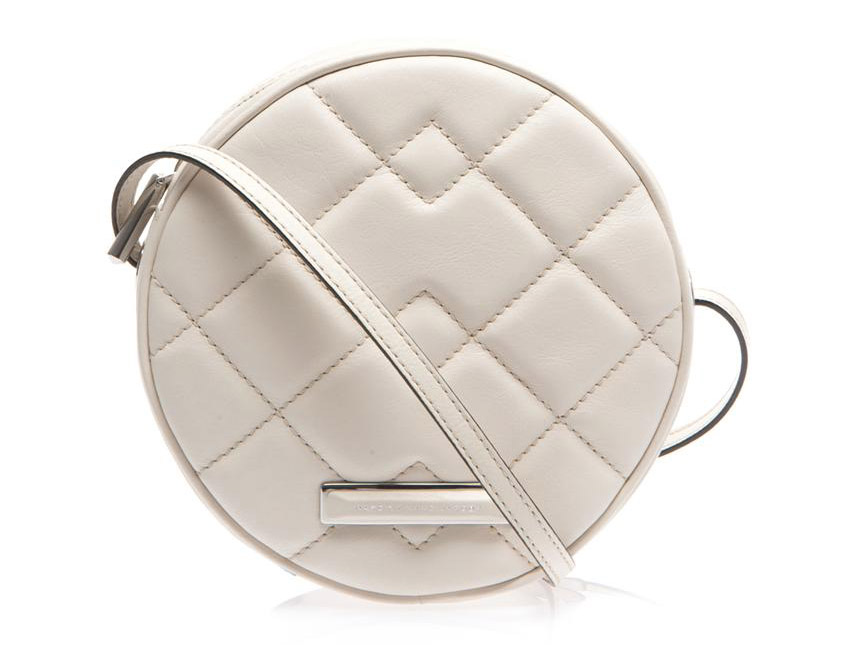 Marc by Marc Jacobs Shape Up Jackson Quilted Shoulder Bag