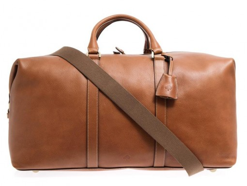 Mulberry Clipper Weekend Bag