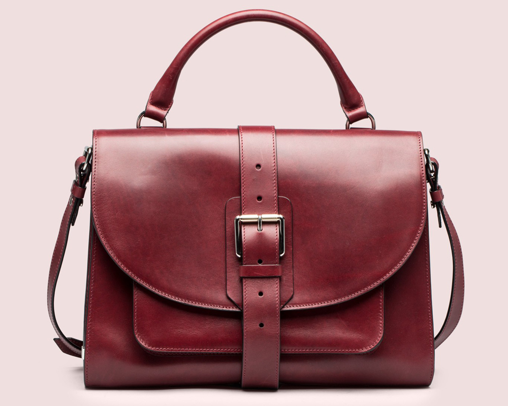 Proenza Schouler Buckle Bag Top Handle