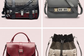 Proenza Schouler's Pre-Fall 2014 Bags Have Arrived