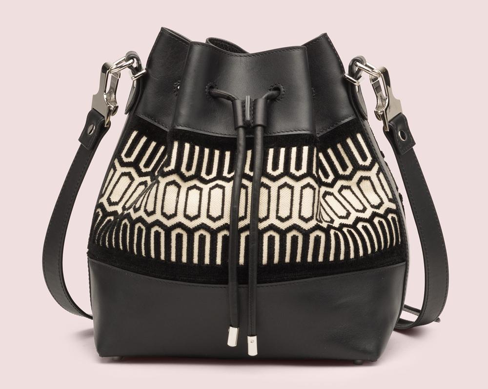 Proenza Schouler Textile Bucket Bag