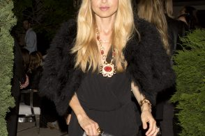 Rachel Zoe Carries a Literally Fierce Givenchy Clutch