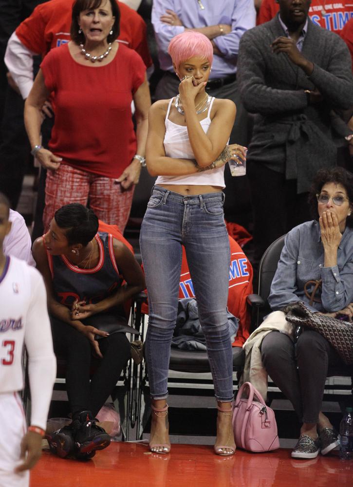Rihanna Givenchy Lucrezia Bag 2