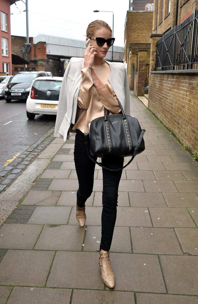Rosie Huntington-Whiteley Givenchy Lucrezia Bag-3