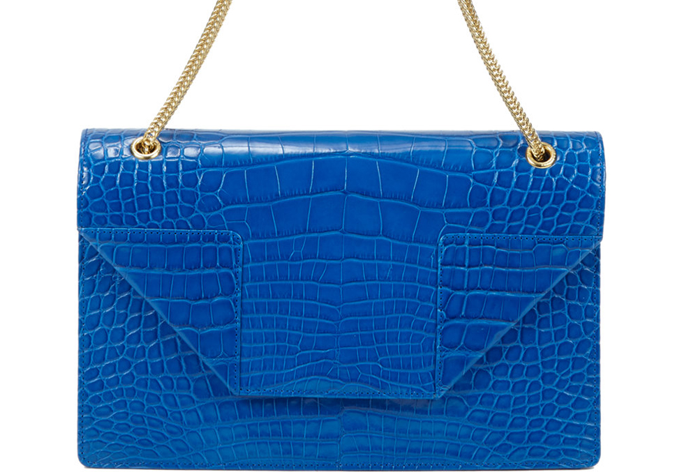 Saint Laurent Alligator Betty Bag,