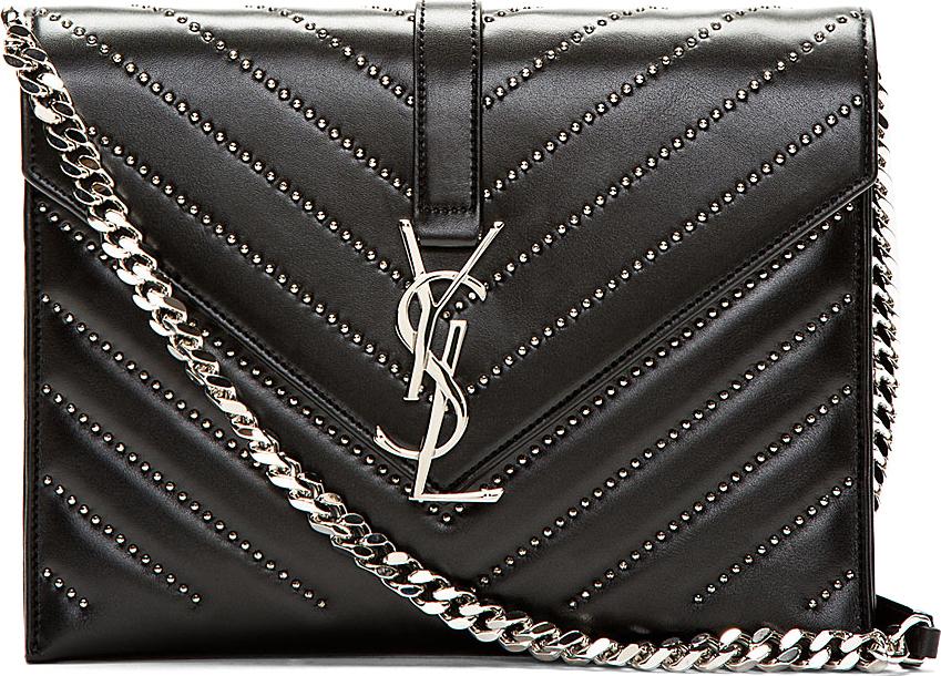 Saint Laurent Monogramme Quilted Shoulder Bag