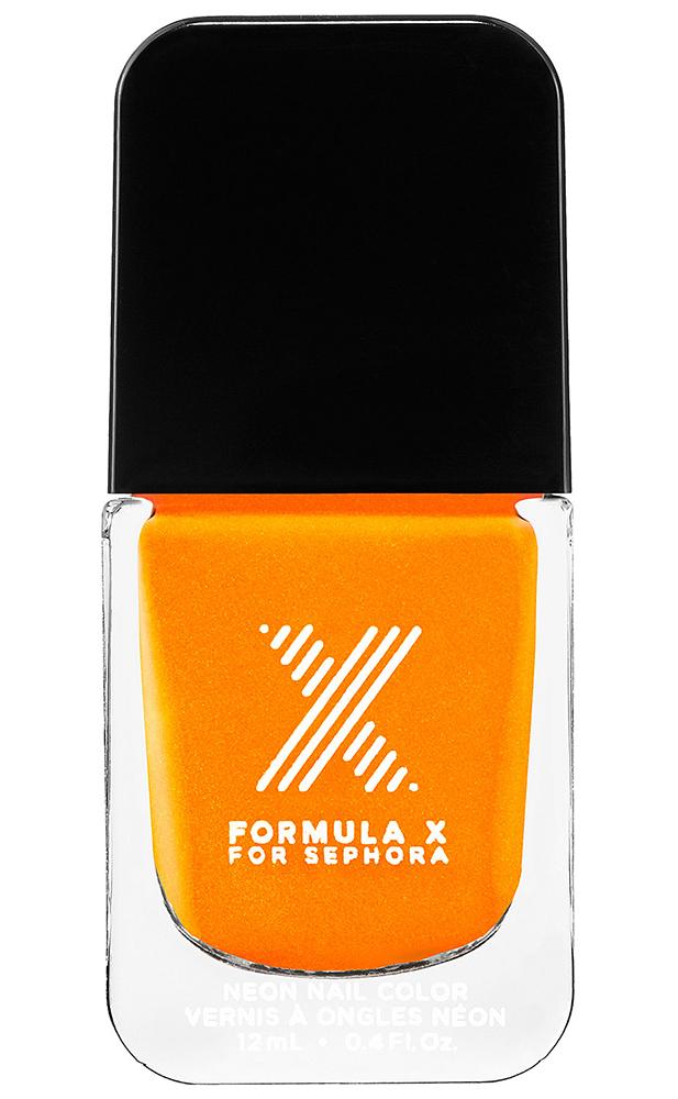 Sephora Formula X Seismic Nail Polish