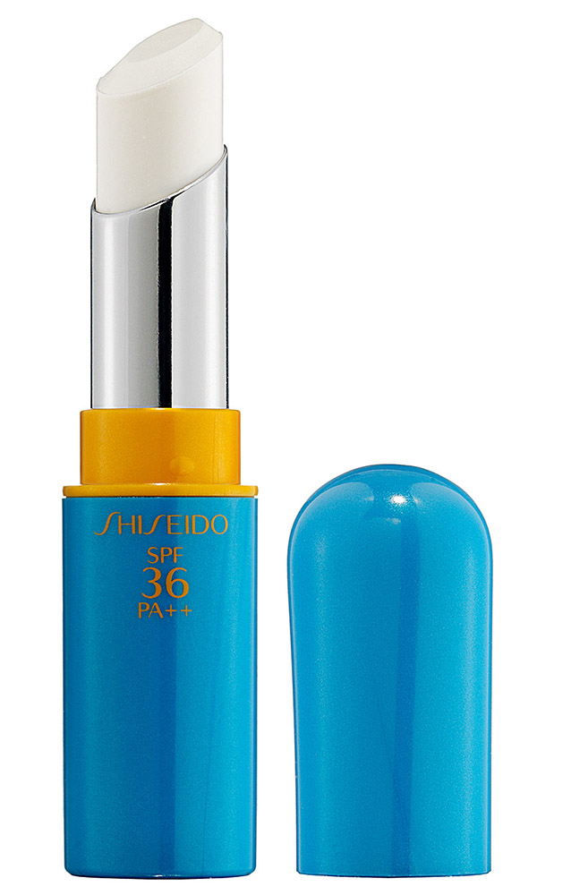 Shiseido Sun Protection Lip Treatment SPF 36