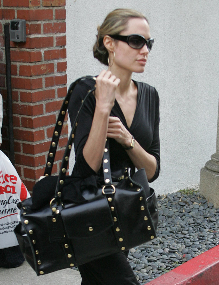 The Many Bags of Angelina Jolie-2