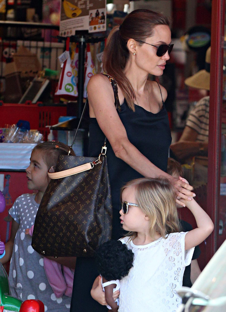 The Many Bags of Angelina Jolie-27