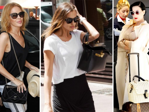 The Many Bags of Celebrities at the Cannes Film Festival 2014