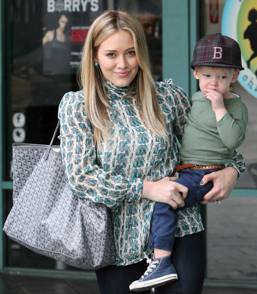 celine online shop usa - The Many Bags of Celebrity Moms - PurseBlog