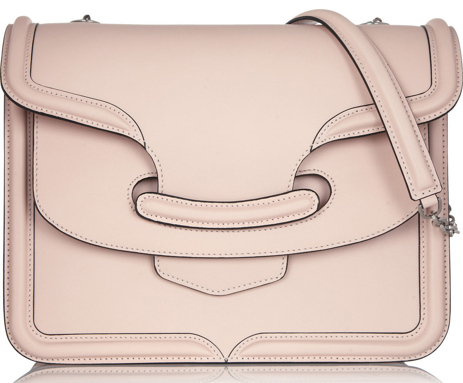 Alexander McQueen Heroine Shoulder Bag