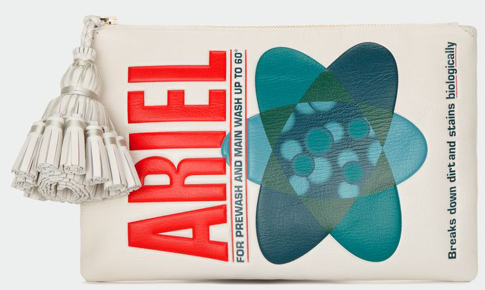 Anya Hindmarch Ariel Georgiana Clutch