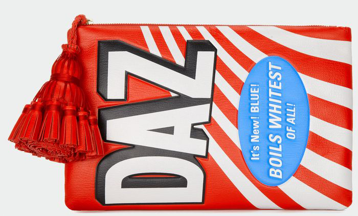 Anya Hindmarch Daz Georgiana Clutch