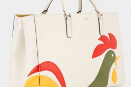 Check Out Anya Hindmarch's Supremely Clever Retro Consumer Logo Bags