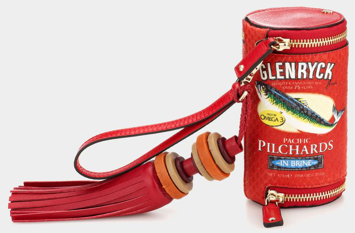 Anya Hindmarch Pilchards Clutch