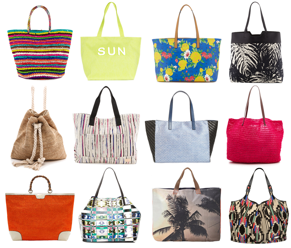 16 Bags to Take to the Beach This Weekend, Starting Under $100 ...