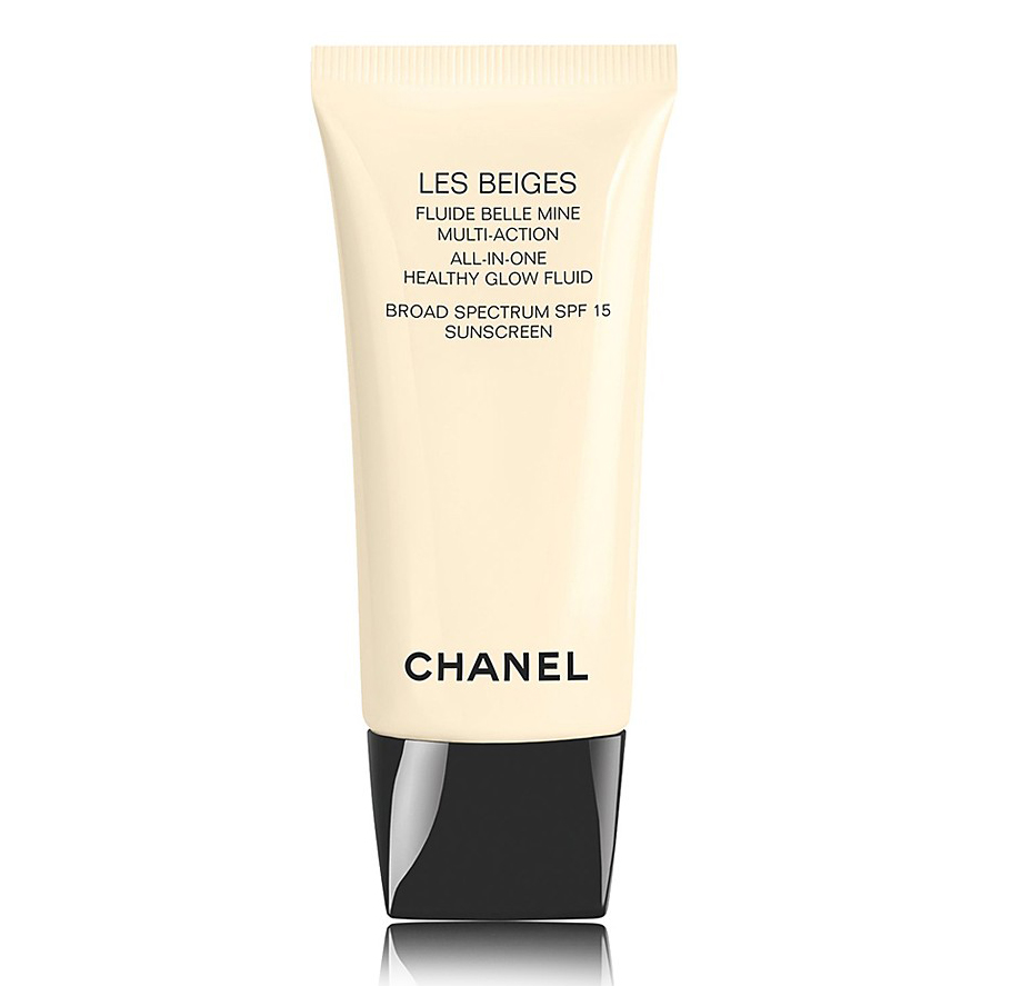 CHANEL LES BEIGES Fluid Broad Spectrum SPF 15 Sunscreen